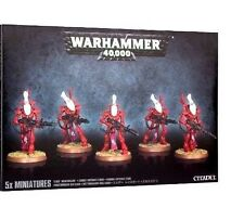 Warhammer 40k Eldar Wraithguard NIB