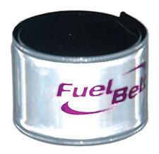 Fuelbelt reflective snap banda reflectante schnappband plata