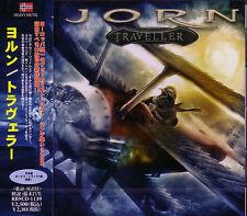 JORN Traveller + 1 JAPAN CD Masterplan Vagabond Wigwam