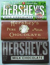 3 Hersheys Chocolate Wrappers Jurassic Park The Lost World + Vintage Edition #2