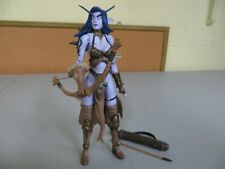 Shandris Warcraft 3 Figure 2002 USED REPAIRED COMPLETE no box WOW World III