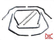 Jeep XJ 2 Door Cage Kit   DOM Tubing