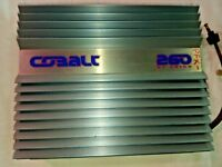 COBALT BY ORION MODEL 2 CHANNEL: 260 CAR AMPLIFIER 150WATTS RMS