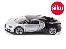 Siku 1508 Nouveau Bugatti Chiron Supercar Ouvrables Portes Métallique Peinture -