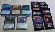 More details for mtg magic the gathering - eldritch moon intro decks x 5 - sealed + 10 boosters