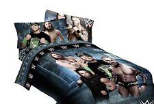 "WWE Industrial Strength Twin 64""x86"" Microfiber Comforter"
