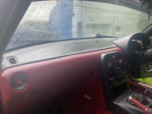 Mazda Mx5 S-ltd Complete  Red Front Dash