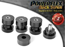 Ford Fiesta Mk2 Not XR2 To 1989 Powerflex Black Rr Tie Bar Bushes PFR19-304BLK