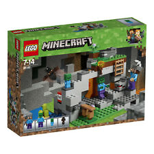 LEGO MINECRAFT 21141 - zombiehöhle, NUEVO / embalaje original