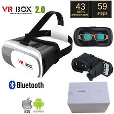 2017 VR Headset VR BOX Virtual Reality Glasses 3D for Samsung Iphone