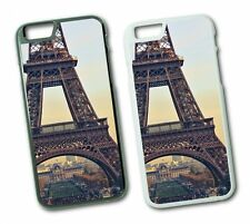 iPhone Paris Eifelturm Hard Tasche Flip Hülle Case Cover Schutz Handy