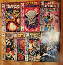 Cosmic Powers 1 2 3 4 5 6 Complete Limited Series Run + Unlimited #1 NM