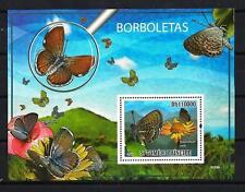 Saint Thomas et Prince 2009 papillons bloc n° 484 neuf ** 1er choix