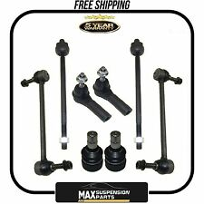 Suspension Ball Joint Sway Bar Tie Rods Set for Ford Mustang $5years warranty$