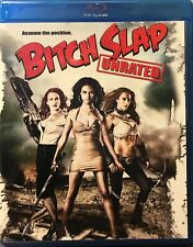 Bitch Slap (Blu-ray Disc, 2012, Unrated) NEW SEALED
