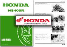 Honda NS 400 R 85-86 Fork Bushes Outer Guide Pair