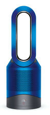 Dyson HP01 Pure Hot + Cool Desk Purifier, Heater & Fan w. Remote, Blue, Fast