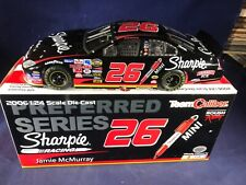 X1-18 JAMIE McMURRAY #26 SHARPIE 2006 FORD FUSSION