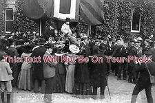 IO 61 - General Redvers Buller At Shanklin, Isle Of Wight 1905 - 6x4 Photo