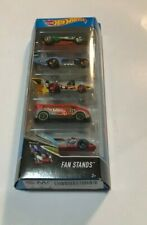 Hotwheels Fan Stand 5 Pack Die Cast Cars 2016