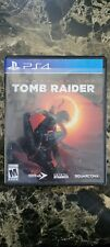 New listing Shadow of the Tomb Raider - Sony PlayStation 4