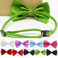 Bébé Enfants Garçon Fille Nœud Papillon Noué Cravate Bow Tie Fête Mariage Cadeau