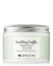 NEW Origins Smoothing Souffle Whipped Body Cream Lotion LARGE 6.7oz /200 ml Jar