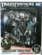 Transformers  DOTM LEADER rotf MEGATRON NIGHTMARE TOKYO EXCLUSIVE TAKARA TOMY