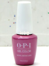 OPI GelColor New Gel Nail Polish GC P31- Suzi Will Quechua Later!