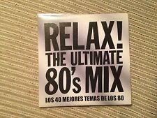V/A RELAX CD SINGLE SPANISH CD SINGLE A-HA KRAFTWERK NEW ORDER SOFT CELL SPAIN