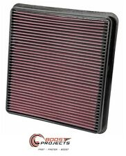 33-2387 K/&N Panel Air Filter FOR LEXUS LX570 5.7L V8 F//I