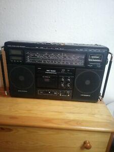 Grundig RR 1040 Band Stereo, tragbares Radio Transistorradio..? Defekt