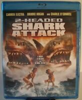 2-Headed Shark Attack Blu-ray (2012 - Asylum) ~ Carmen Electra Charlie O'Connell