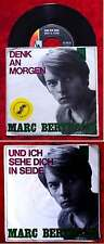 Single Marc Bertrand: Denk an Morgen (Liberty 15155) Dt. Schlager-Wettbewerb ´68