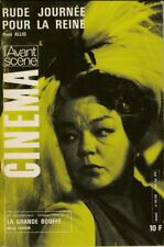 L'Avant-Scène Cinéma N° 143/144 Janv/Fev. 1974 - Rude Journée pour la Reine
