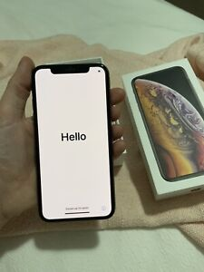 Apple iPhone XS - 256 GB - Gold (Unlocked) A2097 (GSM) (AU Stock)