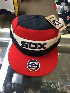 NWT Chicago White Sox 1983 Cooperstown Collection Hat Cap 7 1/2 New With Tags