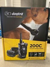 New listing Dogtra 200c, mint condition, only used once!