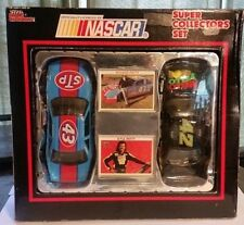 92 NASCAR Super Collectors Richard & Kyle PETTY #42 & #43 SET - Mello Yello STP