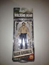 2014 McFarlane Toys The Walking Dead Series 6 Rick Grimes Action Figure