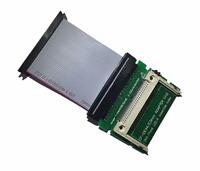 Neu Ide Cf Adapter + 44 Polig Buchse Kabel Für Amiga 600 1200 Festplatte #590
