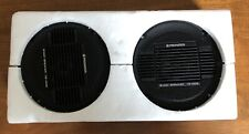 Vtg Pioneer 2-way Car Speakers TS-1002 40w 4""