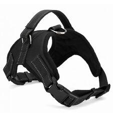 New Heavy Duty Nylon Dog Harness Padded Extra Big Large Medium Small Dog Harness