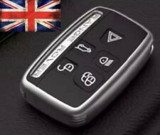 BLACK Protective Key Cover Case for Range Rover Evoque Discovery Land Sport