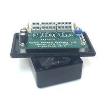 Intelligent Radar Serial Interface 5104/16 Ogden Safety Systems 12/24VDC 510416