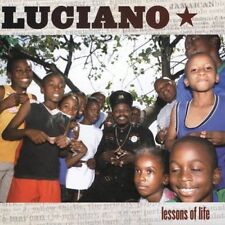 Luciano-Lessons of Life  CD NEW