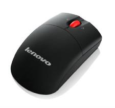 Lenovo - Mouse - Laser - Wireless - 2.4 Ghz - Usb Wireless Receiver... NEW