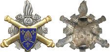 4° Bataillon du Matériel de Réserve Générale,émail, guilloché, Drago 2256 (5797)
