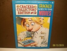 1975 Cracked Collector's Edition Magazine - No.12 Cracked Goes To The Movies
