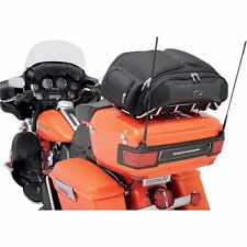 Saddlemen FTB3300 Sport Tour Pak Pack Rack Rear Trunk Bag Touring Harley Honda